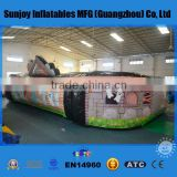 Sunjoy New design PVC inflatable laser tag arena for sale with CE UL