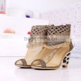 new models women shoes wholesale china CP6404