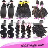 Wholesale virgin asian hair weave, all types virgin asian hair weave