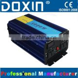 DOXIN 12V to 220V dc to ac 4000W pure sine wave inverter / converter car power air conditioner inverter