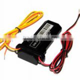 GSM 2-way vehicles tracker/locator and alarm,quad band