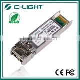 OEM/ODM China factory direct selling Brand compatible transmission distance 40km 1550nm 10G SFP RJ45