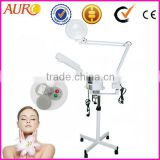 au-90E Ozone Spray Skin Care Facial Massage Steamer Salon Beauty Machine