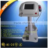 ESWT pain shockwave machine/cellulite shockwave/Extracorporeal acoustic wave therapy for Pain Relief weight loss
