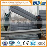 noise reduction transparent highway sound barrier /noise barrier