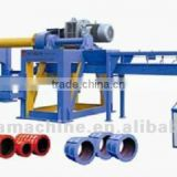 HF-2500 concrete screw pipe making machine fly ash pipe making equipments with length 1500,2000,2500