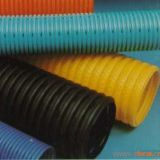 High quality flexible anti-UV SN4 coil hdpe single wall corrugated pipe