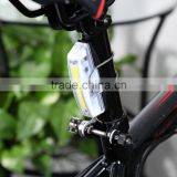 Bike Seatpost Lights LED USB new sales New Rechargeable COB Bicycle Front Rear Tail Light 6-Modes Lamp hot