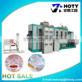PS Disposable foam fast food container making line/PS foam food box vacuum thermoforming machinery