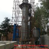Daily 5000 bags natural gas perlite expansion furnace