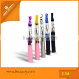 Buy Bulk Cheap CE4 ego kits Bayway electronic cigarette EGO/EVOD CE4 starter kit blister kits