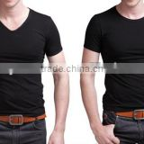 Factory Provide Wholesale Seamless Slim Fit t Shirt for Men
