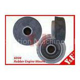 Daewoo / Hyundai / Hitachi / Komatsu Excavator Engine Cushion Excavator Spare Parts