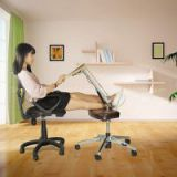 ergonomic laptop desk and desk to stand at for office or leisure