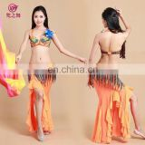 High-grade tribal ballroom belly dance costume S M L GT-1039#