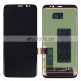 Original new lcd touch screen digitizer for Samsung Galaxy S8,Drop Shipping LCD digitizer, LCD Display, LCD Touch Panel