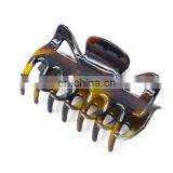 Women Hair Accessories plastic Tortoise shell Hair Claws Clips for long hair