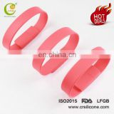 Promotional Wristband Usb Flash Drive For 2.0/ 3.0 Drive