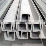 ISO 1.4841 stainless steel c channel 317 321