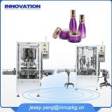 Automatic Cleaning Liquid Laundry Dishwashing Detergent Bottle Filling Capping Machine for Liquid Detergent