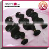 Big promotion for Christmas! remy hair 6A grade Indian hair weave\body wave