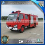 water in the fire truck tanker normal fire accident in Airpot use
