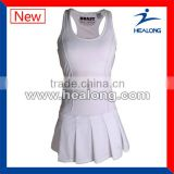 ladies design tennis jersey with good price