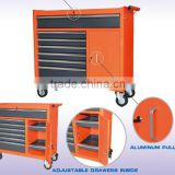 2015 Metal Tool Box with Wheels/ Rolling Tool Cabinet With Drawers/Tool Box Roller Cabinet