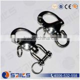 AISI316&AISI304 Stainless Steel Jaw Swivel Snap Shackle