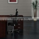 industrial furniture wholesale l-shape office table cheap work desk (SZ-OD300)