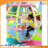 Good and New arrival kids play games indoor soft play playground set                                                                         Quality Choice