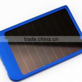 Solar charger mini max power battery charger for phone or camera power bank 2600Mah well price competitive