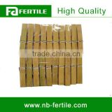 ZZB 215027 Eco-Friendly Bamboo Cloth Peg