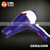 New 2 speed professional salon blow dryer 2300w gas powered purple white accelerator hair dryer SY-6802