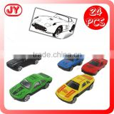 Funny high grade metal miniature toy cars with EN71 and more