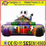 Hot sale haunted house inflatable maze