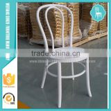 Acrylic thonet chair wedding chairs for bride and groom