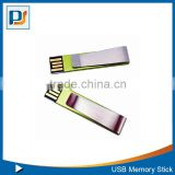 Metal clip USB flash disk with black UDP chips high quality