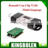 2015 Wholesales Latest Version V146 Can Clip 19 Langauges For Renault Can Clip Diagnostic Interface