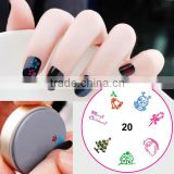 Easy DIY Nail Stamping Plates High Quality Decoration Nail Tools Stamp