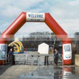 Customized Produce Rental Business Inflatable