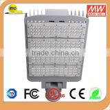 Die-casting aluminum housing and optical designed lens 200W led street light price