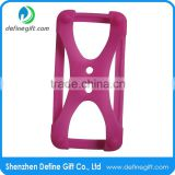 2015 New Arrival Elastic Cute Cell Phone Universal 3D Silicone Phone Case                                                                         Quality Choice