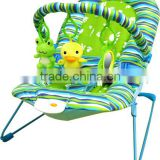 Fat Feet Baby Bouncer, light weighted musical baby rocker cradles with yellow duck