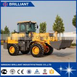 Low Price 2.5t Cement Mixers for Wheel Loader Torque Converter
