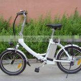one of best selling fashion design full suspension electric foldable bikes XY-EB003F