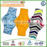 2016 Super absorbent cloth menstrual pads Sanitary napkin nursing pads