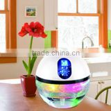 breathe air revitalizer air purifier with humidity function Innovative water air freshener, air revitaliser, air purifier,