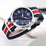 2016 Unisex Army Green Alloy Interchangeable Watches Casual nato watch straps Curren Sports Military watch relojes 1ATM