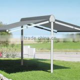 Hot selling Beach Awing Electric/Freestanding Awning with Remote control/Two Sides Arm Awning Motorized                                                                         Quality Choice